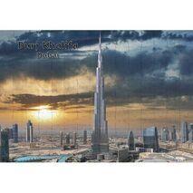Ajooba Dubai Souvenir Puzzle Burj Khalifa 0034