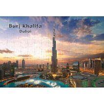 Ajooba Dubai Souvenir Puzzle Burj Khalifa 0041