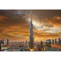 Ajooba Dubai Souvenir Puzzle Burj Khalifa 0044