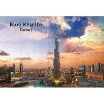 Ajooba Dubai Souvenir Puzzle Burj Khalifa 0045