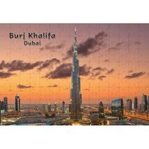 Ajooba Dubai Souvenir Puzzle Burj Khalifa 0048
