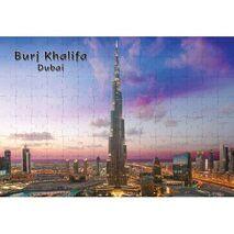 Ajooba Dubai Souvenir Puzzle Burj Khalifa 0049