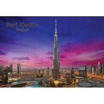 Ajooba Dubai Souvenir Puzzle Burj Khalifa 0051