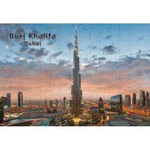 Ajooba Dubai Souvenir Puzzle Burj Khalifa 0053