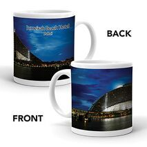 Ajooba Dubai Souvenir Mug Jumeirah Beach Hotel 0001