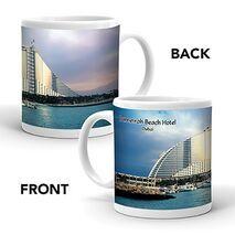 Ajooba Dubai Souvenir Mug Jumeirah Beach Hotel 0004
