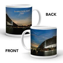Ajooba Dubai Souvenir Mug Jumeirah Beach Hotel 0005