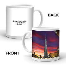 Ajooba Dubai Souvenir Mug Burj Khalifa 0011