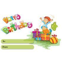 Birthday Gift Tag BGT 0004