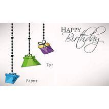 Birthday Gift Tag BGT 0006