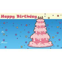 Birthday Gift Tag BGT 0007