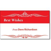 Best Wishes Gift Tag BW GT 0705