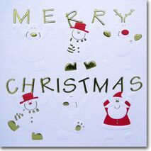 Corporate Christmas Card CCC 5019