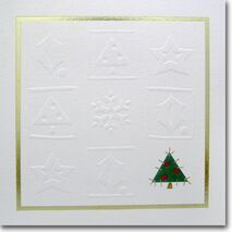Corporate Christmas Card CCC 5020