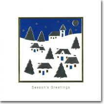 Corporate Christmas Card CCC 5023