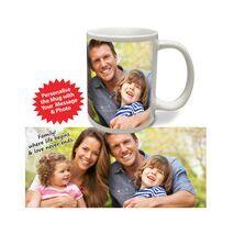 Personalised Pictorial Mug Family PP FM 1202