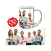 Personalised Pictorial Mug Family PP FM 1203