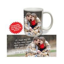 Personalised Pictorial Mug Love PP LM 1103