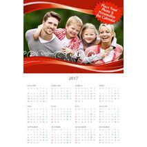 Poster Calendar Single Image PCS 008