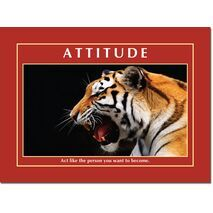 Motivational Print Attitude MP AT 023