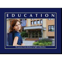 Motivational Print Education MP ED 2106