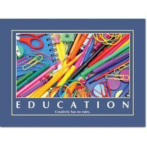 Motivational Print Education MP ED 2115