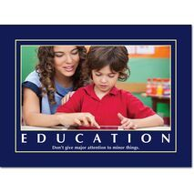 Motivational Print Education MP ED 2117