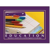 Motivational Print Education MP ED 2121