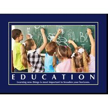 Motivational Print Education MP ED 2124