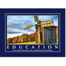 Motivational Print Education MP ED 2107