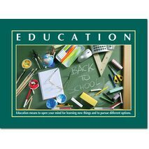 Motivational Print Education MP ED 2125