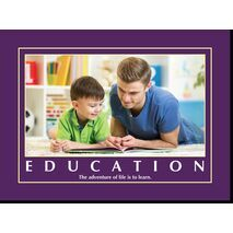 Motivational Print Education MP ED 2128