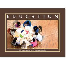 Motivational Print Education MP ED 2131