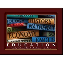 Motivational Print Education MP ED 2135