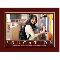 Motivational Print Education MP ED 2111
