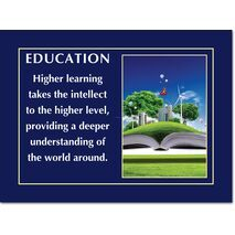 Motivational Print Education MP ED 2114