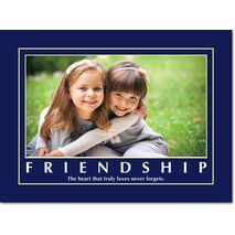 Motivational Print Friendship MP SH 8912