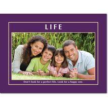 Motivational Print Life MP LI 0029