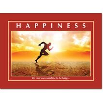 Motivational Print Be your own MP AS 7701