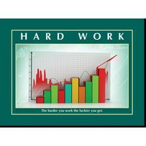 Motivational Print The harder you work MP AS 7719