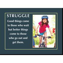 Motivational PrintGood things come MP AS 7748