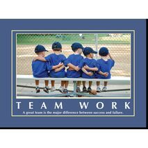 Motivational Print Team MP TE 3120