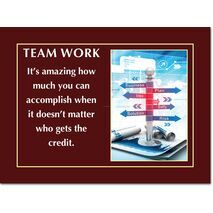 Motivational Print Team MP TE 3133