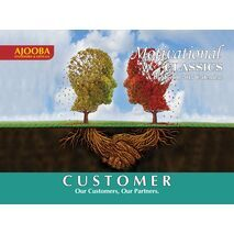 Customer Motivational Wall Calendar