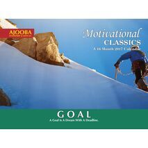 Goals Motivational Wall Calendar