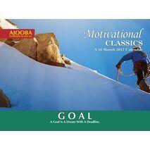 Goals Motivational Wall Calendar