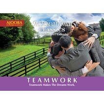 Teamwork Motivational Wall Calendar