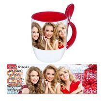 Personalised Pictorial Spoon Mug PP SM 1309