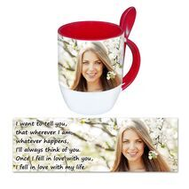 Personalised Pictorial Spoon Mug PP SM 1314