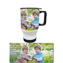Personalised Tumbler Mug PTM 7650